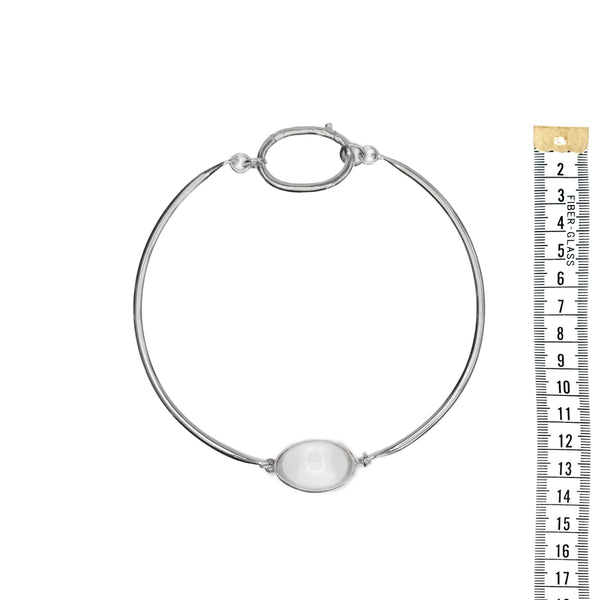 Talia Choker-Sterling Silver Plated