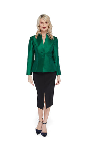 Celine Jacket in Green
