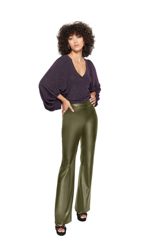 Adria Pants in Olive