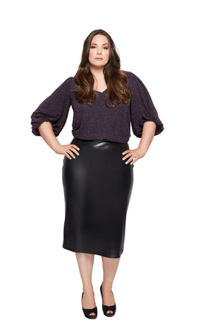 Bianna Skirt in Black