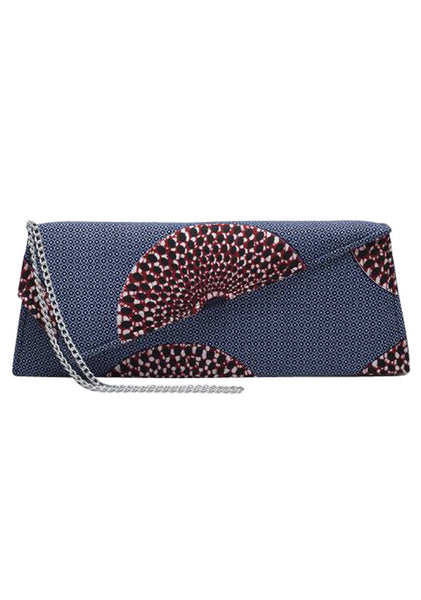 "African Clutch 14.5"" - Chama - House of SafiHadi"