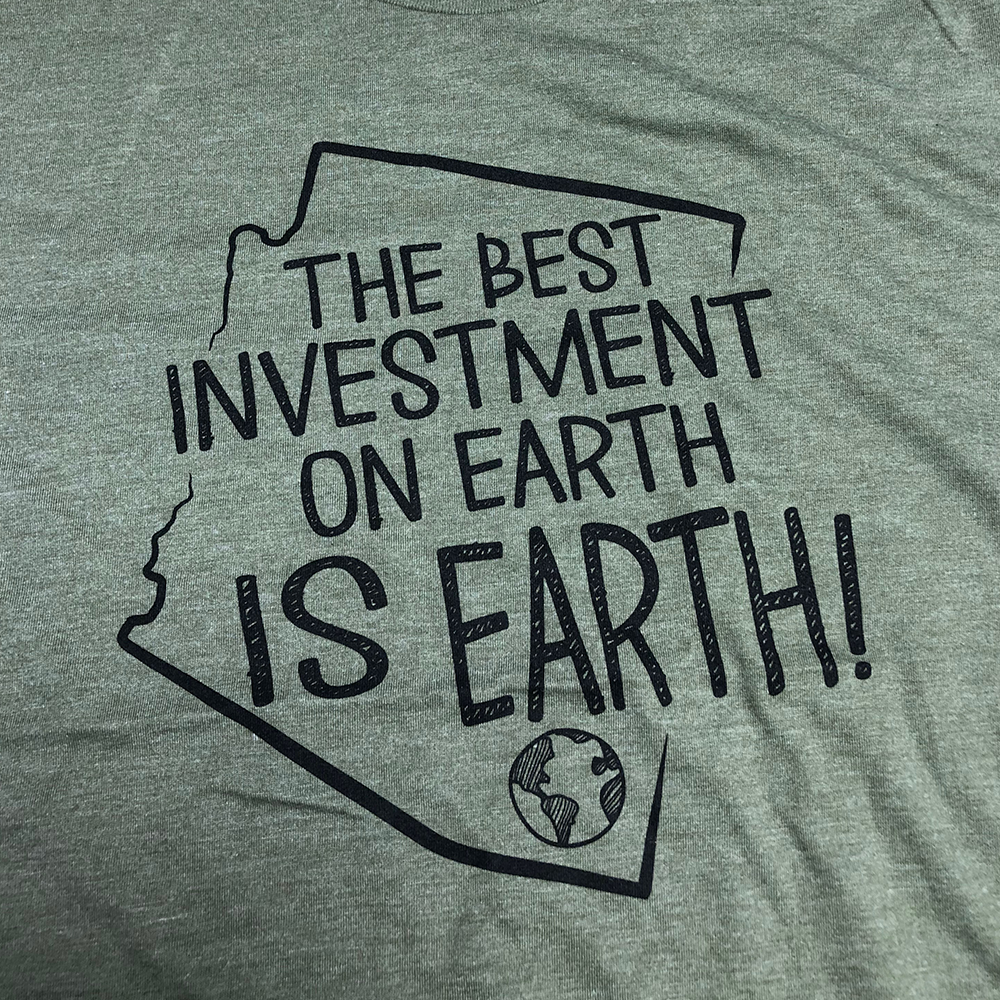 Best Investment - Tee Shirt