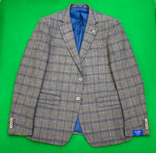 Load image into Gallery viewer, Jackets - Van Gils - Fawn and Blue Check