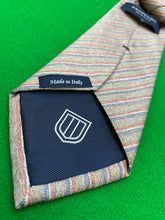Load image into Gallery viewer, Ties - PROFUOMO - Shades of Linen Stripes