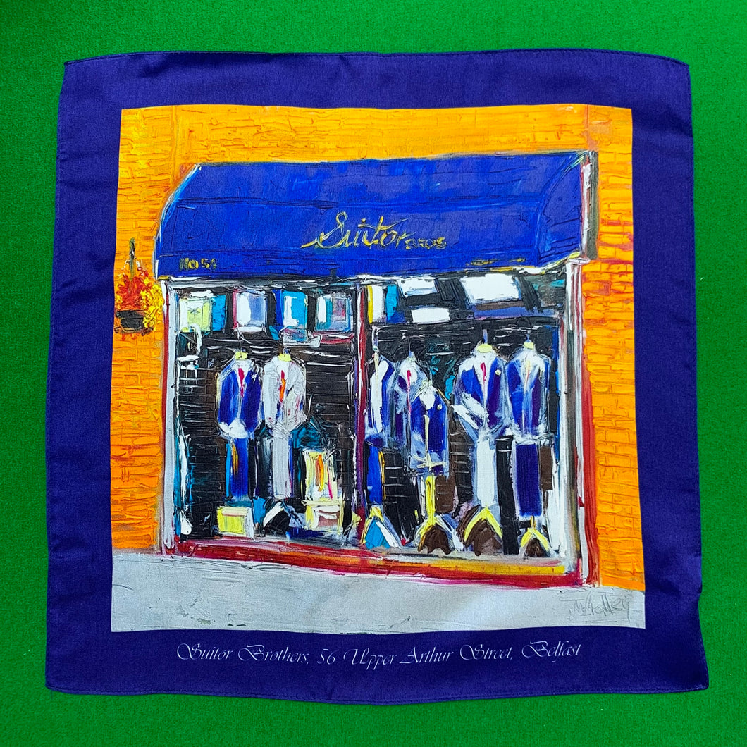 Pocket Square - SUITOR BROTHERS Limited Edition