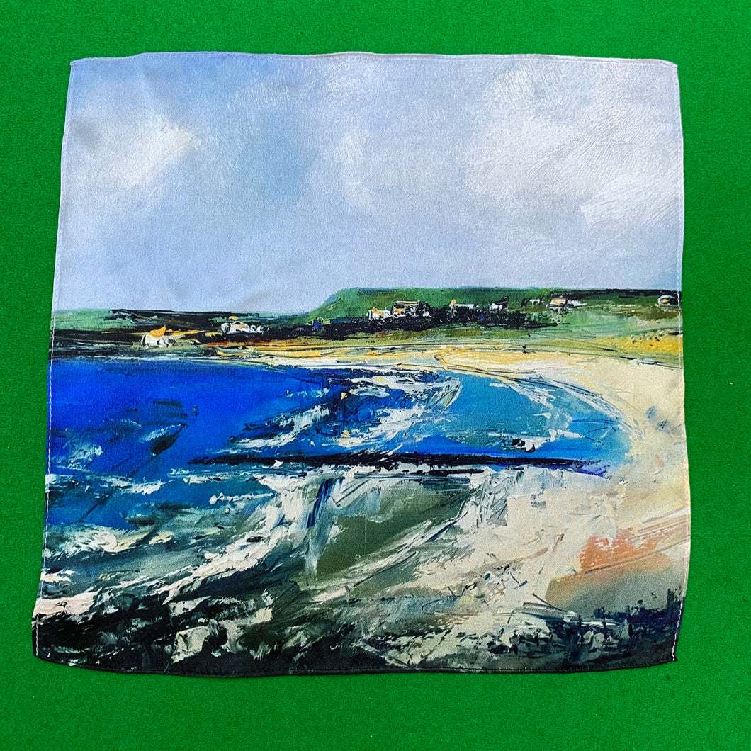 Pocket Square - WHALLEY SILK - Portballintrae