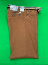 Load image into Gallery viewer, MEYER Chicago Cotton Trouser - TAN