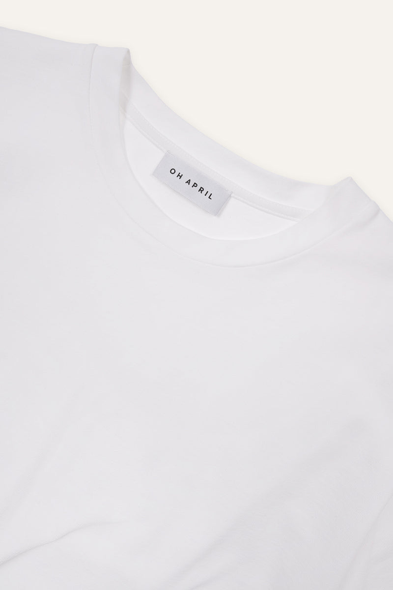 Joelle T-Shirt White