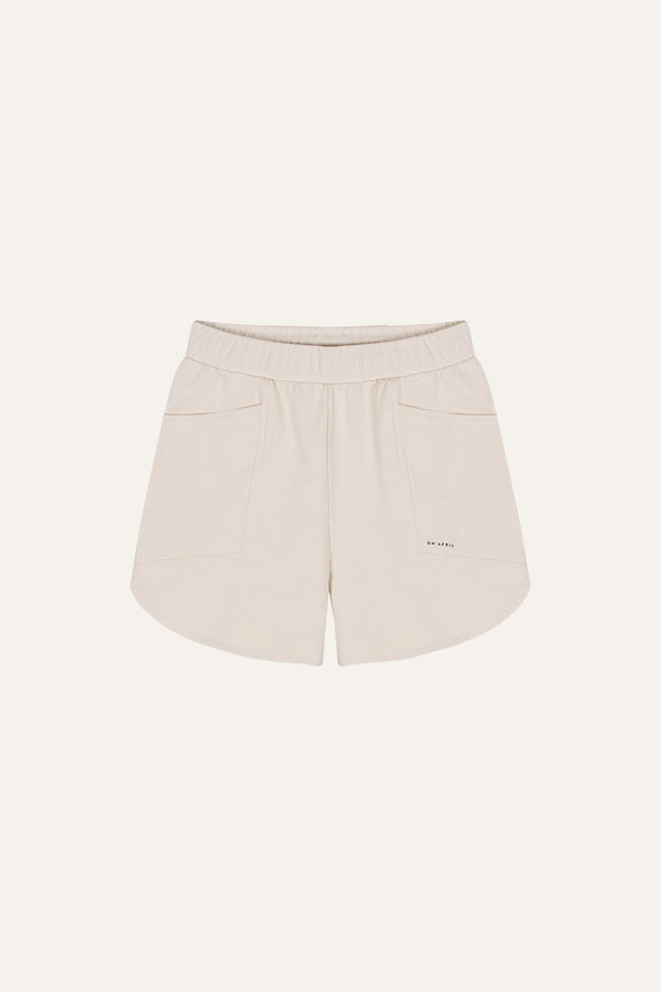 Homewear Sweatshorts Off White