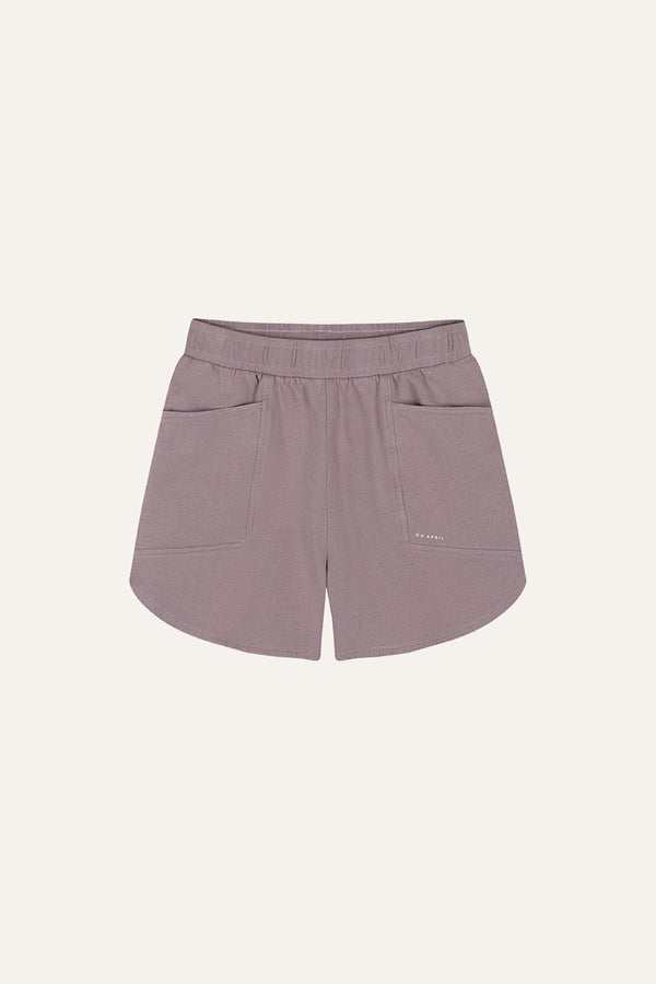 Homewear Sweatshorts Deep Purple