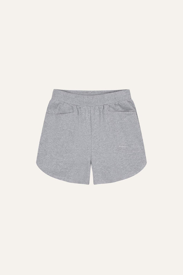 Homewear Sweatshorts Grey Melange