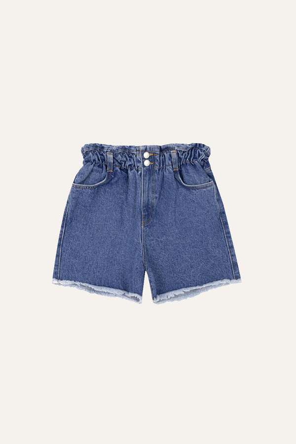Ava Shorts Light Blue