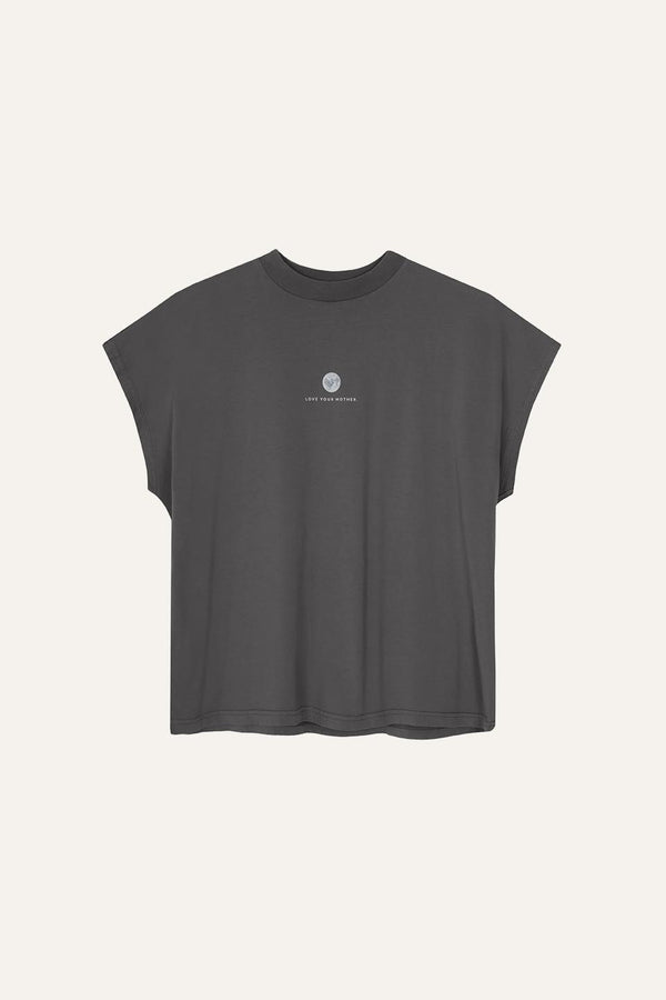 Ray T-Shirt Granite Gray