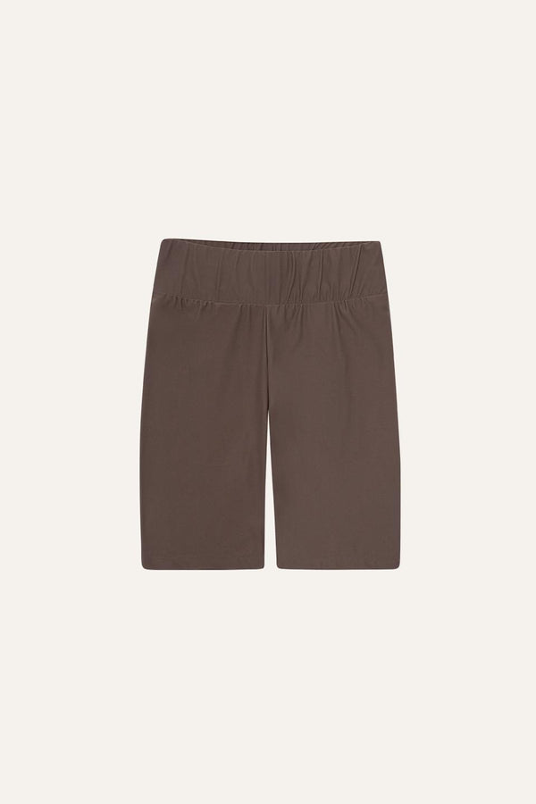 Romy Bike Shorts Espresso