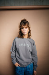 Rebel Sweater OA Leo Granite Gray (6019122233527)