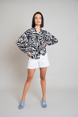 Tilda Blouse Light Tiger (6013406249143)