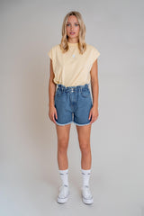 Ava Shorts Light Blue (6013309288631)