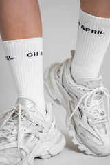 Steffi Socks OA White (6013325213879)