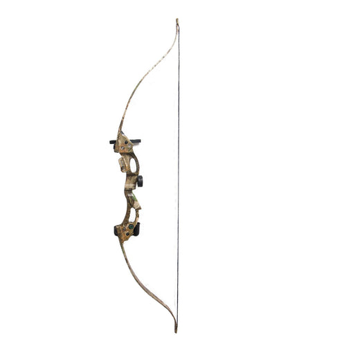 16 lbs Youth Camouflage Takedown Recurve Bow