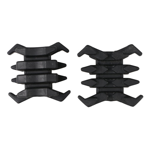 1 Pair Compound Bow Limbsaver Stabilizer Super Quad Split Limb Vibration Rubber Stabilizer Sorber Silencer Black Green