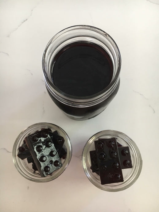 ELDERBERRY SYRUP + GUMMIES…BOOST THOSE IMMUNE SYSTEMS!