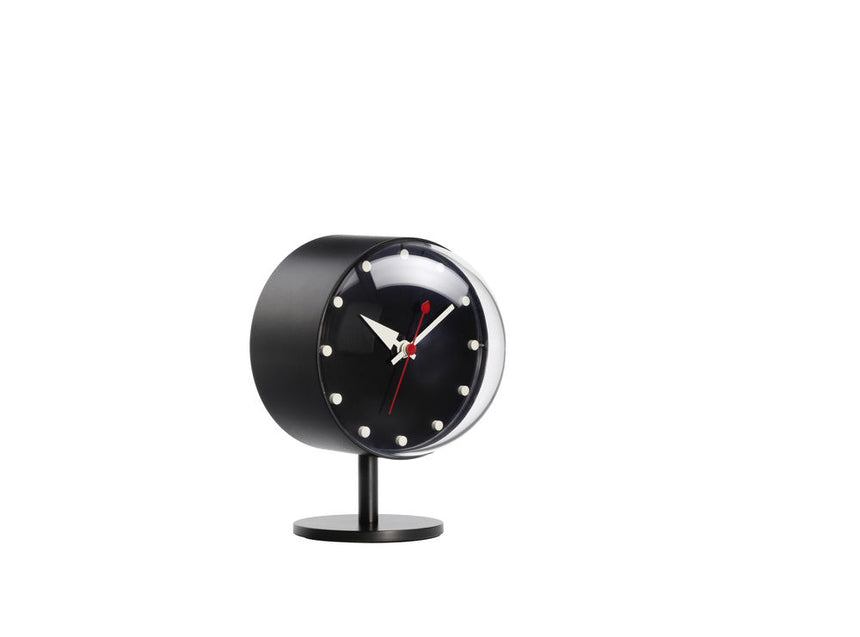 Desk Clock - Night Clock Black