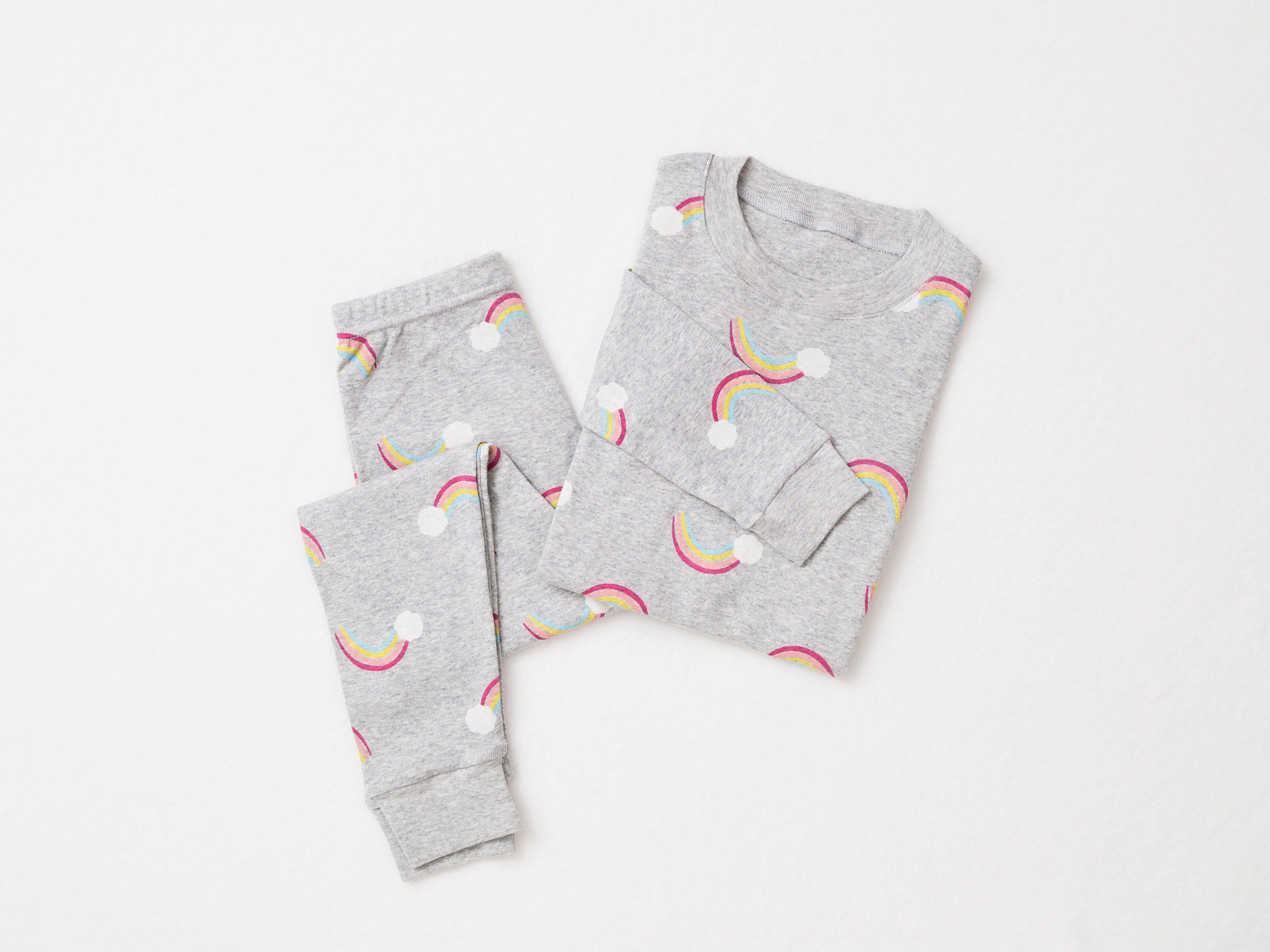 Cotton Pajamas (2pc)