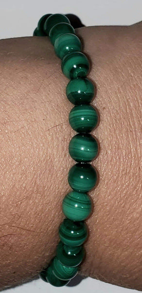 Malachite Bracelet - Highland Rock