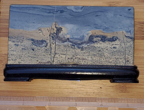 Chinese Painting Stone, rectangular, 2 - Highland Rock