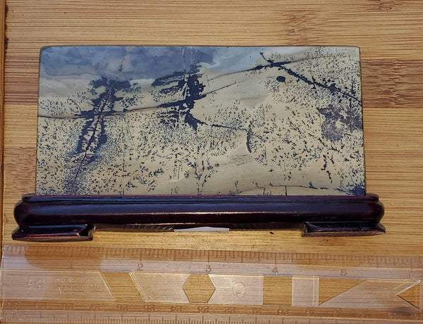 Chinese Painting Stone, rectangular, 5 - Highland Rock