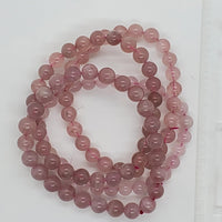 Rose Quartz Bracelet - Highland Rock