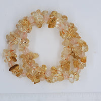 Tumbled Stone Bracelet - Highland Rock