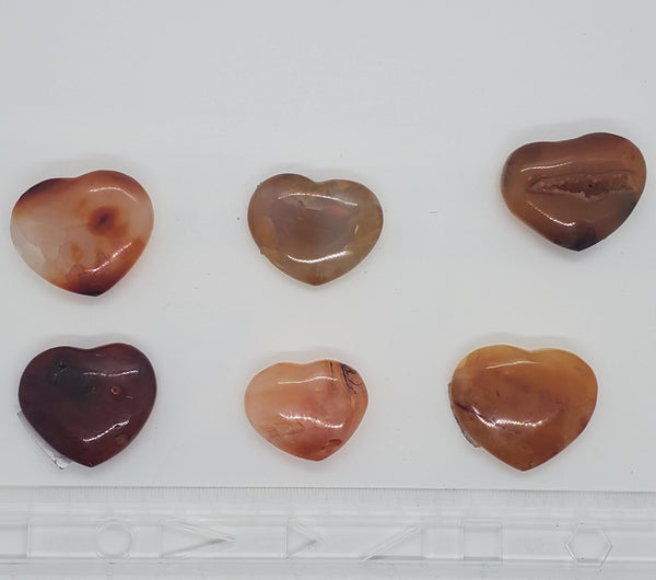 Carnelian Hearts - Highland Rock