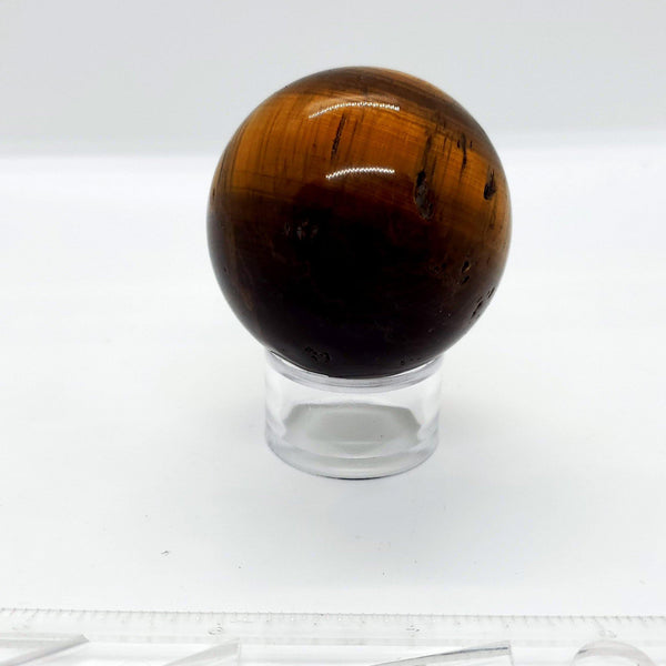 Tiger Eye Spheres - Highland Rock