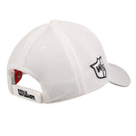 Wilson Golf Cap White
