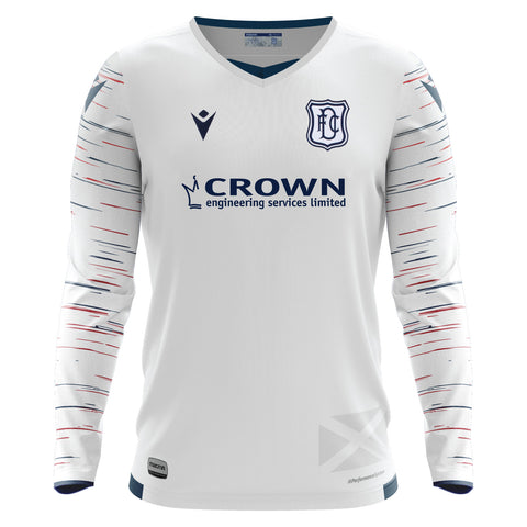 Macron 2020/21 Away Long Sleeved Jersey