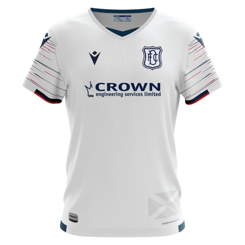 Macron 2020/21 Away Short Sleeved Jersey