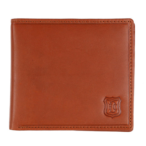 Leather Wallet Brown