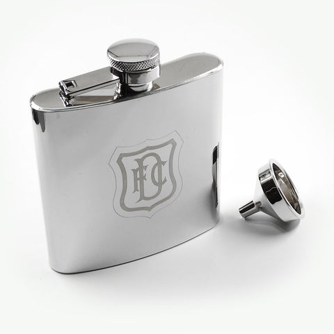 Hip Flask Silver