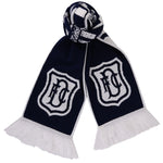 Super Crest Scarf Dark Blue
