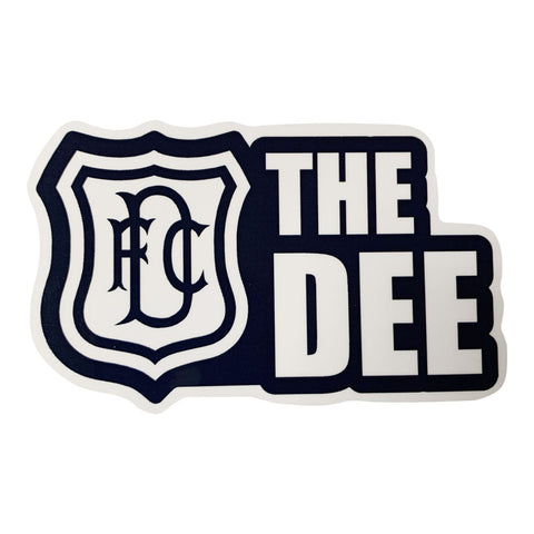 Wooden Fridge Magnet The Dee