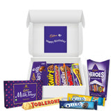 Load image into Gallery viewer, Cadbury Chocolate Hamper - Happy Birthday