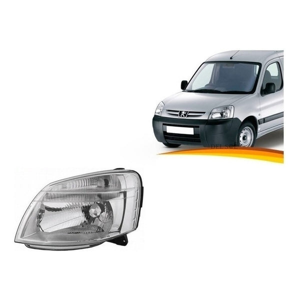 Optico Delantero Izqui Peugeot Partner/berlingo 2002 / 2008