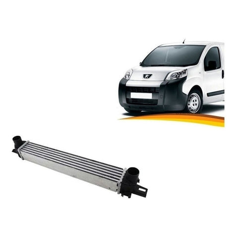 Intercooler Peugeot Bipper 1.4 Hdi