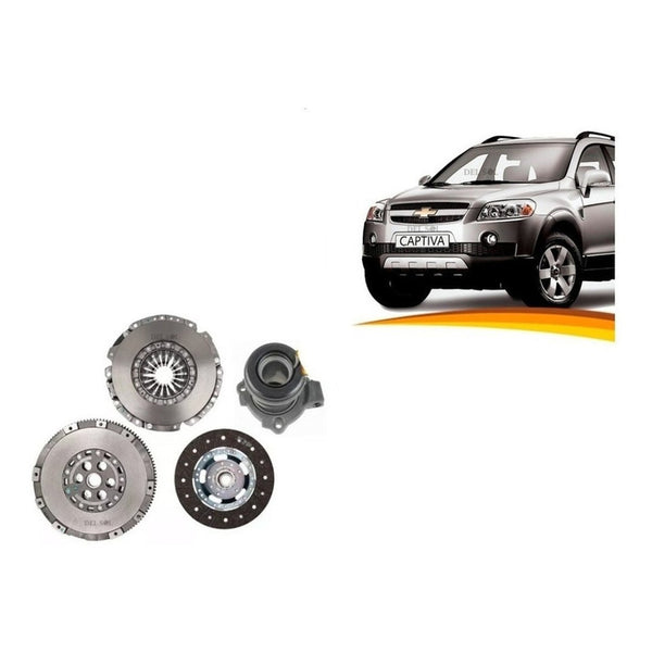 Kit Embrague Chevrolet Cruze 2.0 Captiva 2.2 + Volante