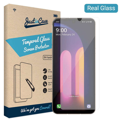 Just in Case Tempered Glass LG V60 ThinQ 5G