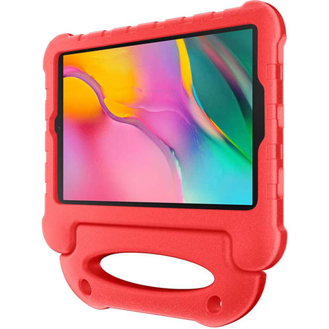 Kids Case Ultra Samsung Galaxy Tab A 10.1 2019 Hoes Rood