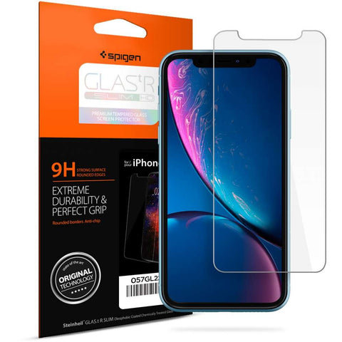 Spigen Glas tR Slim Apple iPhone 11 / iPhone Xr Tempered Glass