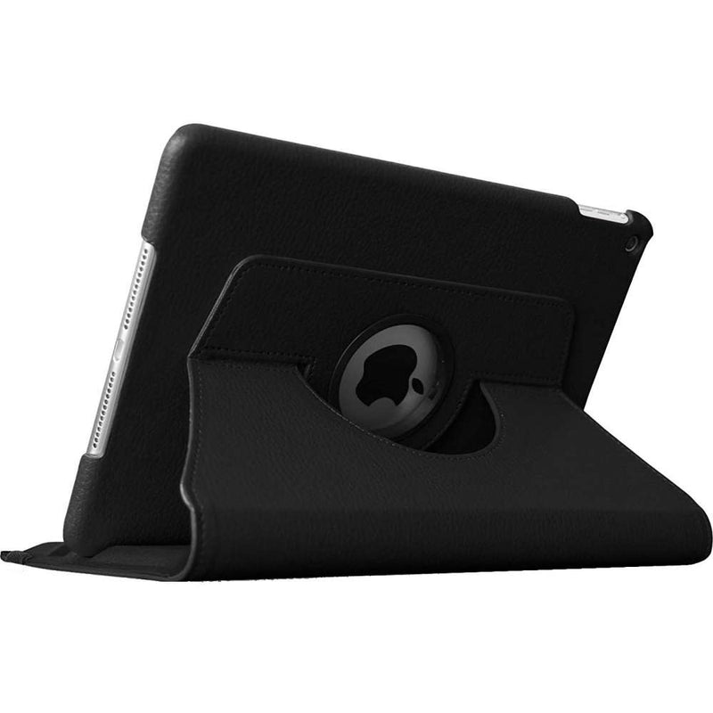 Just in Case Apple iPad 9.7 2017 / 2018 Rotating 360 Case Zwart