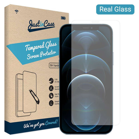 Just in Case Tempered Glass Apple iPhone 12/12 Pro